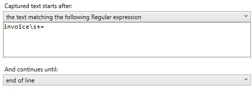 email parser easiest parsing method