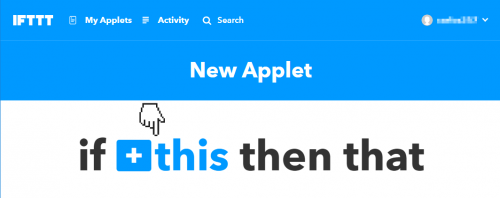 Sending parsed data to IFTTT - Email Parser software